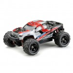 Absima 1/18 4WD High Speed Monster Truck with 2.4GHz Radio System (Red) - 18005