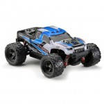 Absima 1/18 4WD High Speed Monster Truck with 2.4GHz Radio System (Blue) - 18006