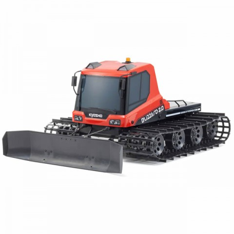 Kyosho Blizzard 2.0 Snow Cat 1/12 Scale EP Belt Vehicle with 2.4Ghz Transmitter (Ready-to-Run) - 34902B