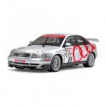 Tamiya 1/10 Audi A4 Quattro Touring TT-01E RC Car (Unassembled Kit) - 47414