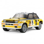 Tamiya Renault 5 Turbo Rally Car M-05RA (Unassembled Kit) - 47435