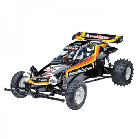 Tamiya The Hornet 1/10 2WD Buggy with ESC and Motor (Unassembled Kit) - 58336