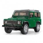 Tamiya 1/10 RC CC-01 Land Rover Defender 90 (Unassembled Kit) - 58657