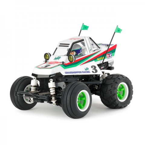Tamiya 1/10 RC Comical Grasshopper WR-02CB (Unassembled Kit) - 58662