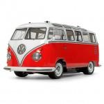 Tamiya 1/10 Volkswagen Van Type 2 VW T1 M-06 (Unassembled Kit) - 58668
