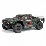 Arrma Senton 6S BLX Brushless 1/10 4WD Short Course Truck (Green/Black) - AR102673