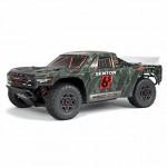 Arrma Senton 6S BLX Brushless 1/10 4WD Short Course Truck (Green/Black) - AR102673
