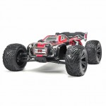 Arrma Kraton 6S BLX Brushless 1/8 Monster Truck with TTX300 2.4GHz Radio (Red/Black) - AR106029