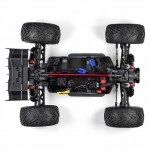 Arrma 1/10 Kraton 4x4 4S BLX Brushless Monster Truck with Spektrum Radio System (Red) - ARA102690