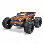 Arrma Outcast 4S BLX Brushless 1/10 Stunt Monster Truck (Bronze) - ARA102692