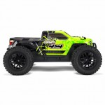 Arrma 1/10 Granite Mega 550 Brushed 4WD Monster Truck (Green/Black) - ARA102714IT1