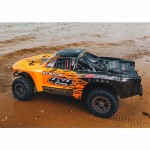 Arrma Senton 4x4 3S BLX 1/10 Brushless Short Course Truck (Orange/Black) - ARA102721T2