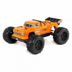 Arrma Outcast 6S BLX Brushless Stunt Monster Truck (Orange) - ARA106042T2