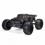 Arrma Notorious 6S BLX Brushless 1/8 Monster Stunt Truck (Black) - ARA106044T1