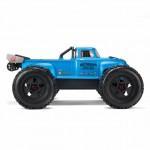 Arrma Notorious 6S BLX Brushless 1/8 Monster Stunt Truck (Blue) - ARA106044T2