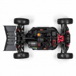 Arrma Typhon 6S BLX V4 Brushless 1/8 4WD Buggy with STX2 Radio System (Red/Black) - ARA106046