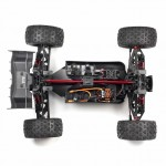 Arrma Kraton 8S BLX Brushless 1/5 4WD Monster Truck with Spektrum DX2e Transmitter (Green) - ARA110002T1
