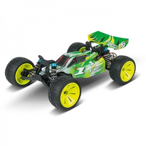 Carson Street Rebel X10 2WD 1/10 Scale Electric Buggy with 2.4Ghz Radio System (Ready-to-Run) - C404158