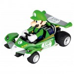 Carrera 1/18 Mario Kart Circuit Special with 2.4Ghz Transmitter (Luigi) - CA200991