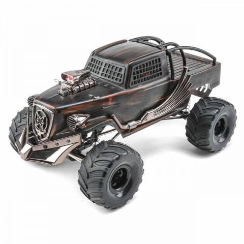 ECX Barrage Doomsday 1/12 4WD 1.9 Crawler Truck with 2.4GHz Transmitter - ECX01010I