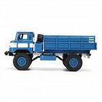 Funtek 1/16 PR4 Blue Military Dump Truck 4WD with 2.4GHz Radio System (RTR) - FTK-PR4-BL