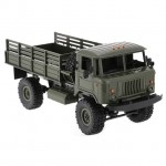 Funtek 1/16 PR4 Green Military Dump Truck 4WD with 2.4GHz Radio System (RTR) - FTK-PR4-GR