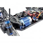 FTX Carnage 2.0 1/10 Brushed RC Truggy Truck 4WD (Blue) - FTX5537B