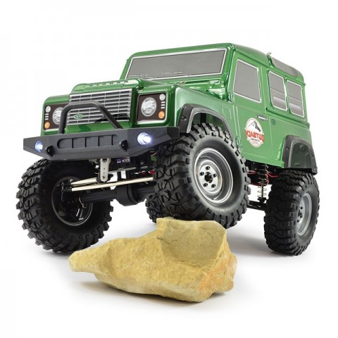 FTX Outback 2 Ranger 4x4 1/10 Scale Trail Crawler (Ready-to-Run) - FTX5586