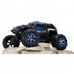 Traxxas Summit 4WD Monster Truck with TQi 2.4GHz Radio System (Blue) - TRX56076-4BLU