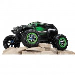 Traxxas Summit 4WD Monster Truck with TQi 2.4GHz Radio System (Green) - TRX56076-4GRN