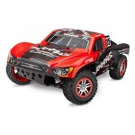 Traxxas Slash 4X4 VXL Brushless 1/10 4WD Short Course Truck with TQi Radio System (Mark Jenkins) - TRX68086-4MARK
