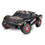 Traxxas Slash 4X4 VXL Brushless 1/10 4WD Short Course Truck with TQi Radio System (Mike Jenkins) - TRX68086-4MIKE