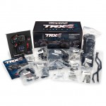 Traxxas TRX-4 1/10 Scale Trail Rock Crawler with TQi 2.4GHz Radio System (Unassembled Kit) - TRX82016-4