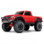 Traxxas TRX-4 Sport 1/10 Scale Trail Rock Crawler with TQ Radio System (Red) - TRX82024-4R