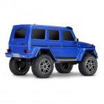 Traxxas 1/10 TRX-4 Mercedes G500 4x4 Crawler with TQi Radio System (Blue) - TRX82096-4BLU