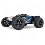 Traxxas E-Revo VXL 2.0 4WD Brushless Electric Monster Truck (Orange) - TRX86086-4O