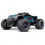 Traxxas Maxx 1/10 Brushless 4WD Monster Truck with TQi 2.4GHz Radio System (Blue) - TRX89076-4BLUE