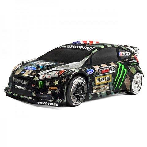 HPI WR8 Flux Ken Block Gymkhana 1/8th Ford Fiesta ST RX43 RC Rally Car - 120036