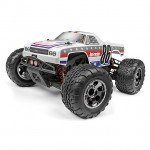 HPI Savage XS Flux Chevrolet El Camino SS 1/10 Monster Truck - 120093