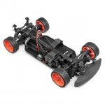 HPI RS4 Sport 3 Flux Ford GT Heritage Edition with 2.4Ghz Transmitter - 120098