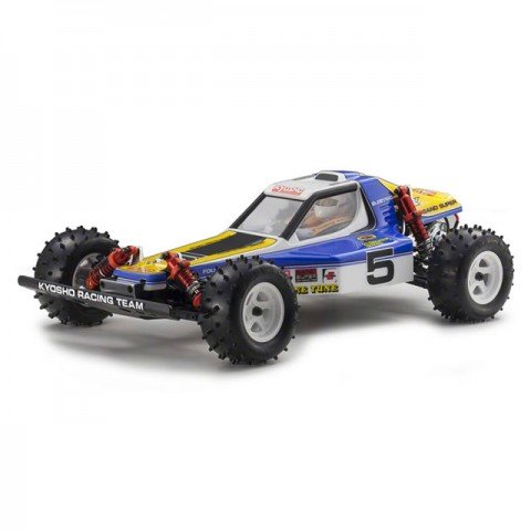 Kyosho Optima 1/10 4WD Electric RC Buggy (Unassembled Kit) - 30617