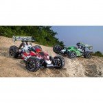 Kyosho Inferno Neo 3.0 VE 1/8 RC Brushless EP Buggy (Red) - 34108T2B