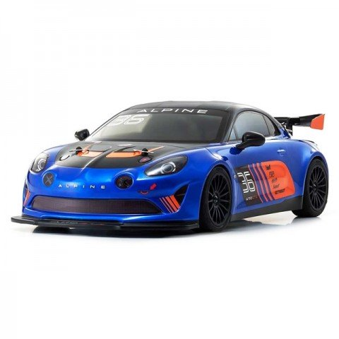 Kyosho Fazer MK2 Alpine GT4 1/10 RC Car with 2.4Ghz Radio System - 34423B