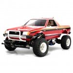 Tamiya Subaru Brat 1/10 Off-Road 2WD Pick-Up Truck with 2 Bodyshells (Unassembled Kit) - 58384