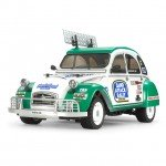 Tamiya 1/10 RC Citroen 2CV Rally Car M-05Ra (Unassembled Kit) - 58670