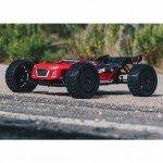 Arrma 1/8 TALION 6S BLX 4WD Brushless Sport Performance Truggy (Red/Black) - ARA106048
