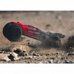 Arrma 1/8 TALION 6S BLX 4WD Brushless Sport Performance Truggy (Red/Black) - ARA106048