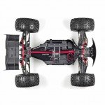 Arrma 1/8 Kraton 4WD Extreme Bash Roller Speed Monster Truck (Rolling Chassis) - ARA106053