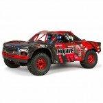 Arrma Mojave 6S BLX Brushless 1/7 4WD Desert Racer Truck (Red/Black) - ARA106058T2