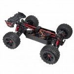 Arrma Kraton V2 8S BLX Brushless 1/5 4WD Monster Truck with Spektrum DX3 Transmitter (Green) - ARA110002T1